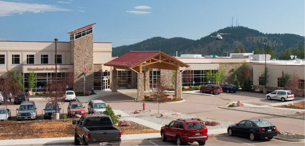 Uchealth Pikes Peak Regional Hospital welcomes new General