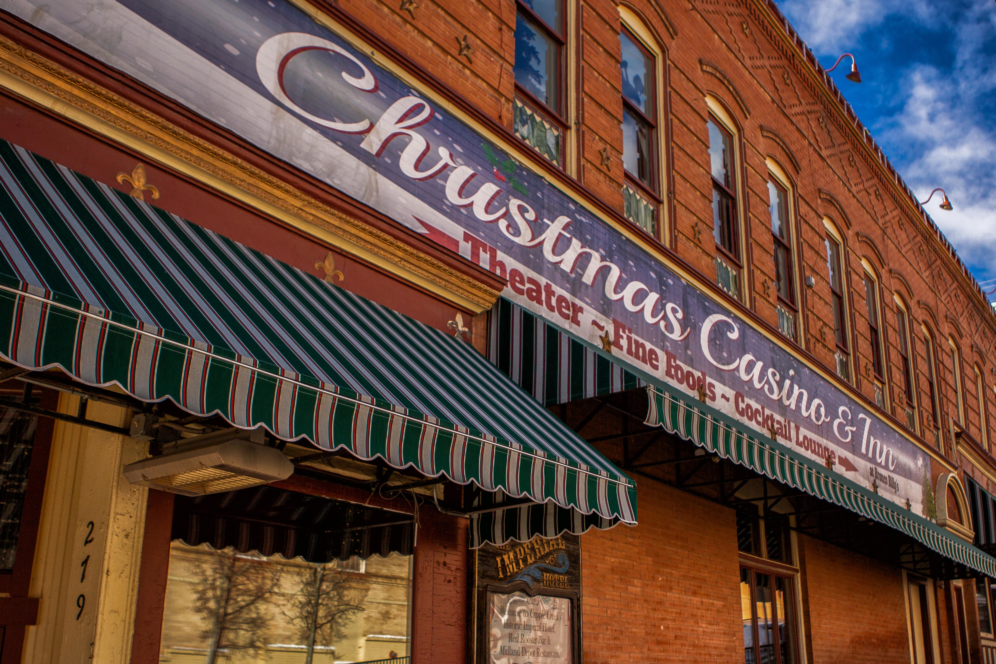 Christmas Casino Inn Makes Debut In Cripple Creek The
