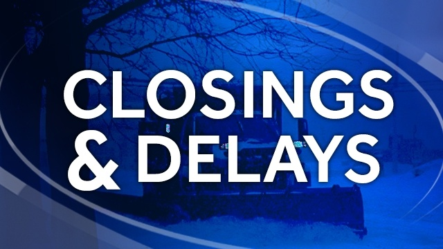 Local Closings and Delays for Monday, November 12th:… | The